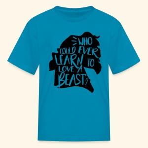 Love a Beast - Kids' T-Shirt
