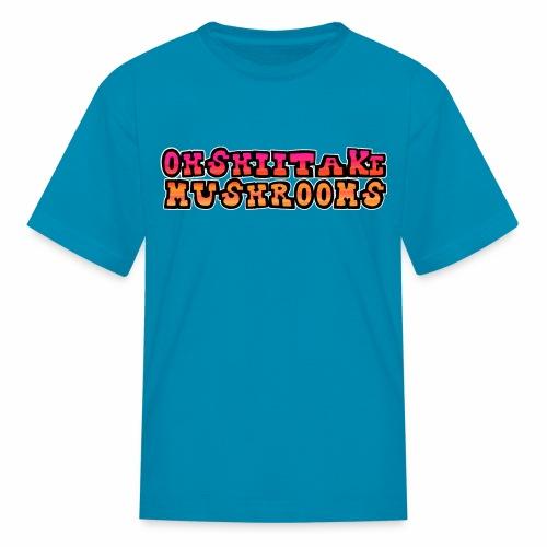 Oh Shiitake Mushrooms - Kids' T-Shirt