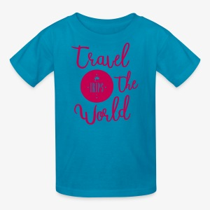 Trips Inc.™ 2017 apparel - Kids' T-Shirt