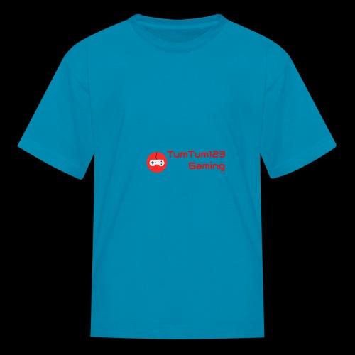 TumTum123 Gaming Emblem 2.0 - Kids' T-Shirt