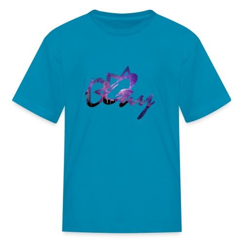 Night Sky City - Kids' T-Shirt