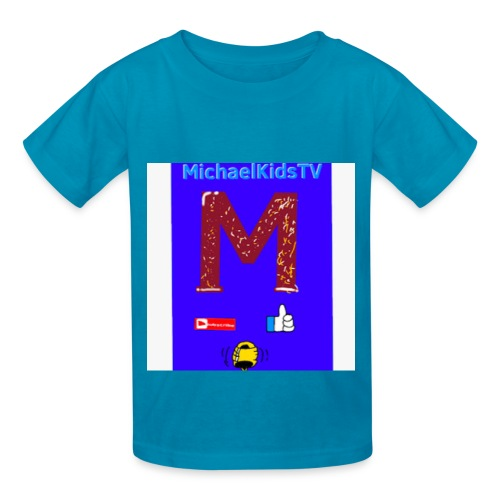 The MichaelKidsTV Offical T-Shirt - Kids' T-Shirt