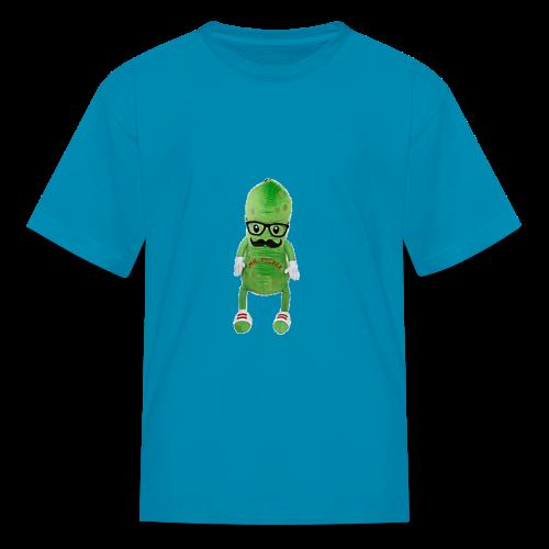 Mr. Pickle - Kids' T-Shirt