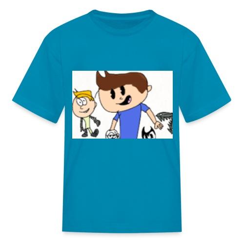 The MichaelKidsTV Old School Logo! - Kids' T-Shirt