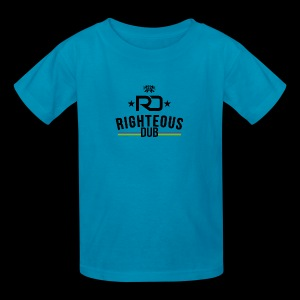 Righteous Dub Logo - Kids' T-Shirt