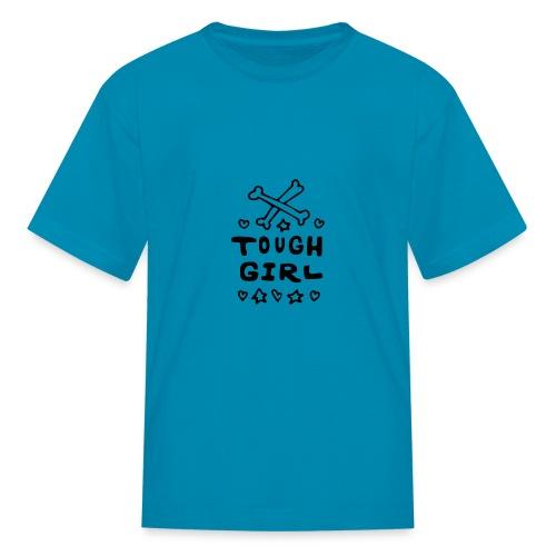 Tough Girl - Kids' T-Shirt