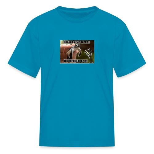 fat turtle merch - Kids' T-Shirt
