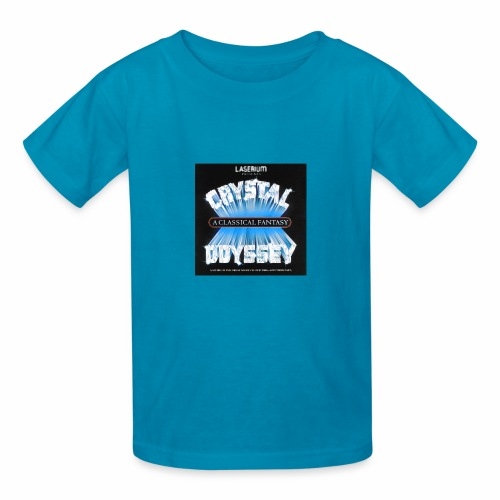 Laserium Crystal Osyssey - Kids' T-Shirt