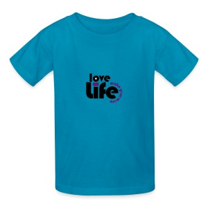 Love Life - Kids' T-Shirt