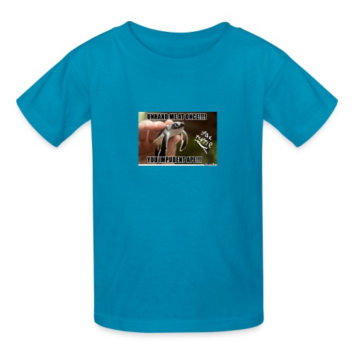 fat turtle merch - Kids' T-Shirt