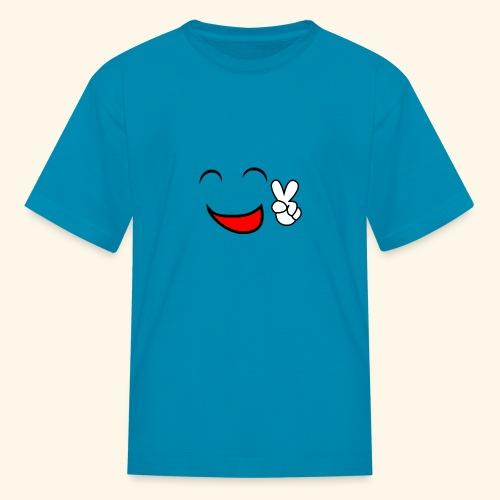 Comic smile - Kids' T-Shirt