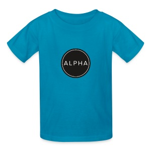 alpha team fitness - Kids' T-Shirt