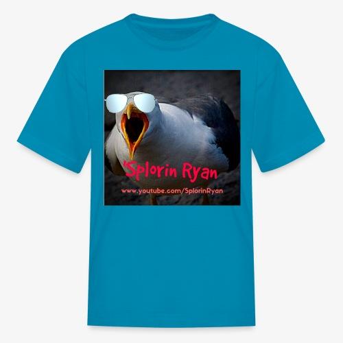That Darn Seagull - Kids' T-Shirt