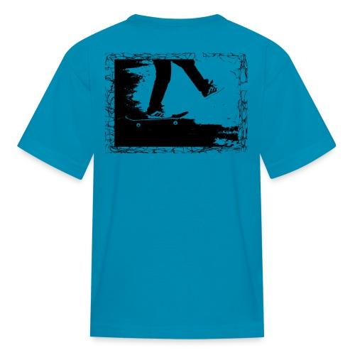 Skateboard - Kids' T-Shirt