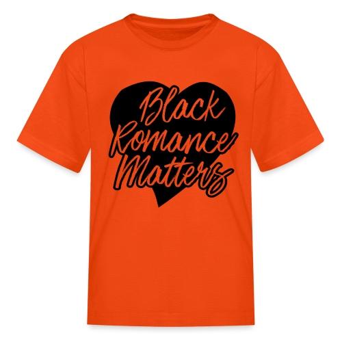 Black Romance Matters Tee - Kids' T-Shirt