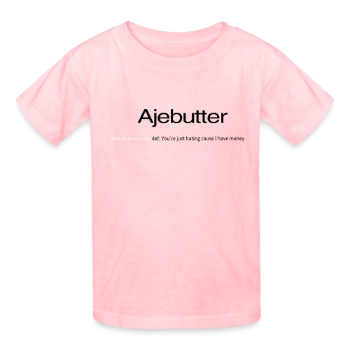ajebutter - Kids' T-Shirt