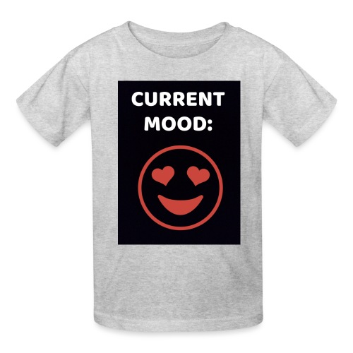 Love current mood by @lovesaccessories - Kids' T-Shirt