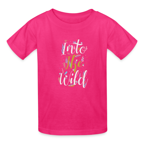 Into The Wild - Kids' T-Shirt