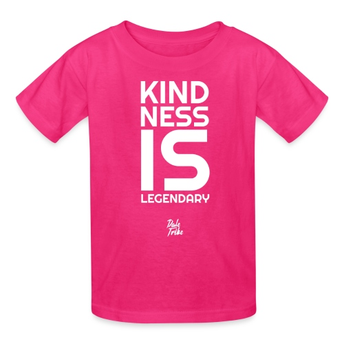 Kindness is Legendary - Kids' T-Shirt