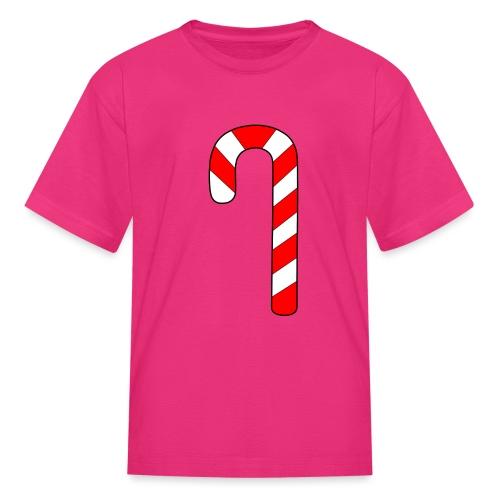 Candy Cane - Kids' T-Shirt
