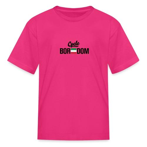 Italian E-Flag - Kids' T-Shirt
