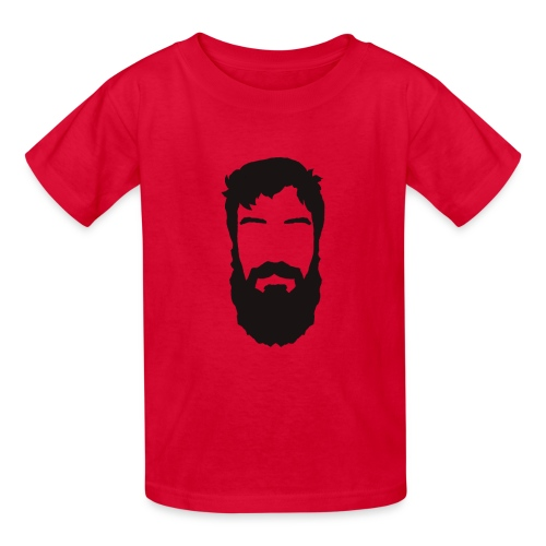 beard png - Kids' T-Shirt