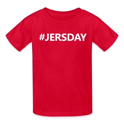 #JERSDAY - Kids' T-Shirt