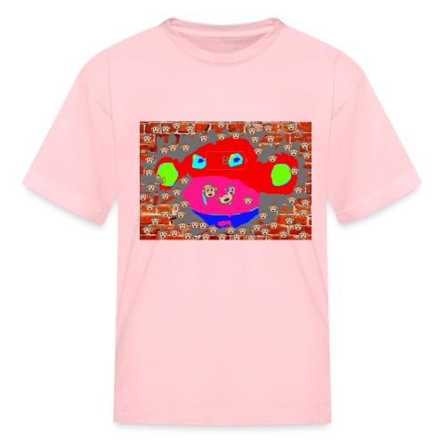monkey by brax - Kids' T-Shirt