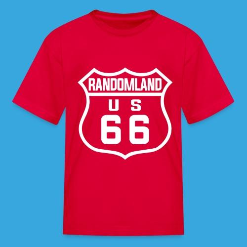 Randomland 66 - Kids' T-Shirt