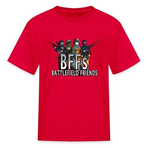 Battlefield Friends Title - Kids' T-Shirt