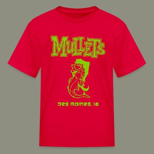 Mullets Color Series - Kids' T-Shirt