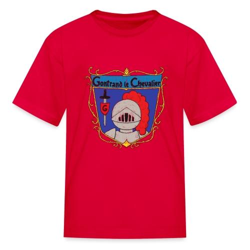 Gontrand le Colorié - T-shirt classique pour enfants