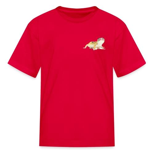 cute leopard gecko - Kids' T-Shirt