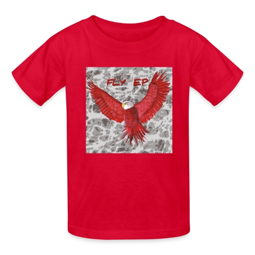 Fly EP MERCH - Kids' T-Shirt