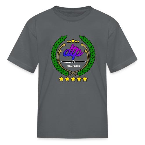 DTP new wreth png - Kids' T-Shirt