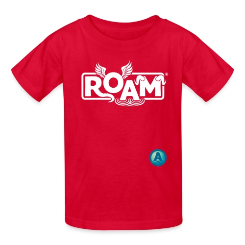 logo ROAM 8 - Kids' T-Shirt