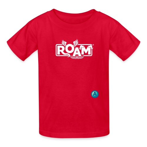 logo ROAM 8 - Kids' T-Shirt