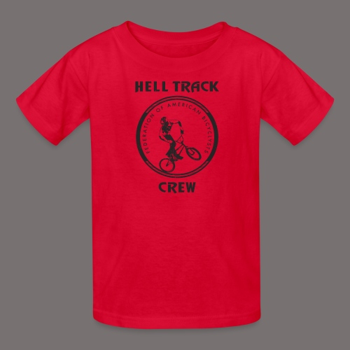 Hell Track Crew - Kids' T-Shirt
