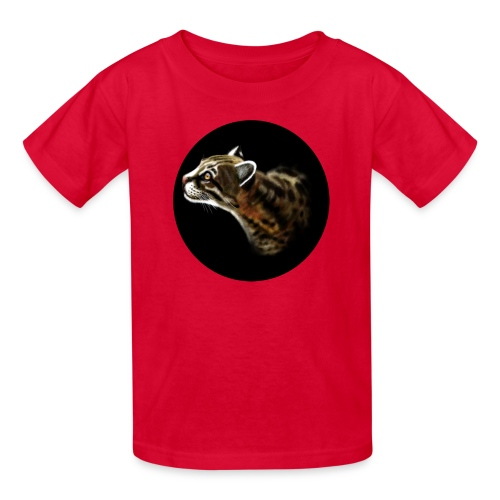 Ocelot - Kids' T-Shirt