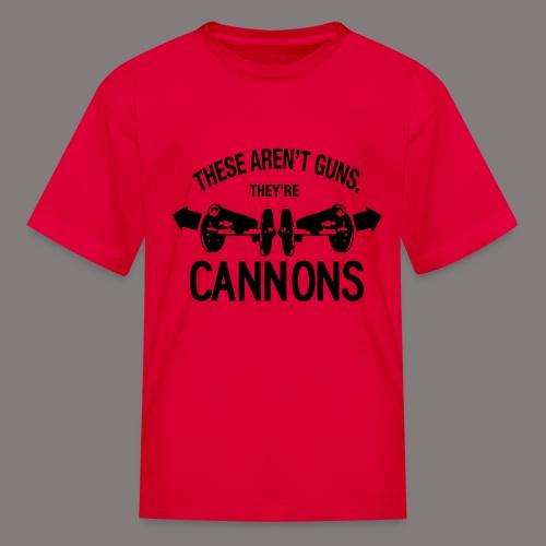 These Aren t Guns - Kids' T-Shirt