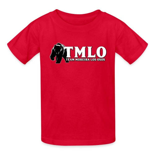 TMLO Bear - Front Only - Kids' T-Shirt