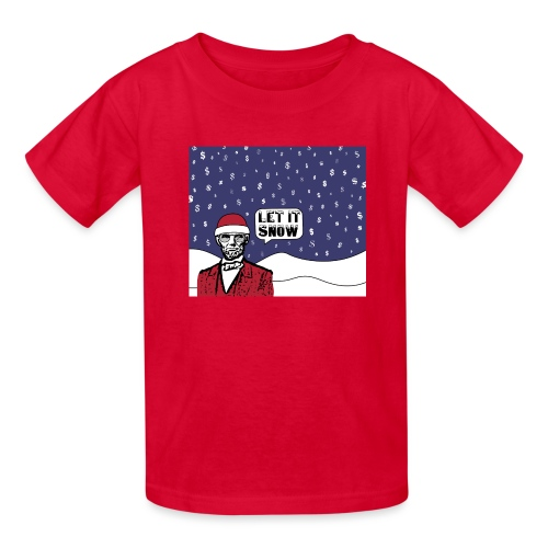 Let It Snow - Kids' T-Shirt