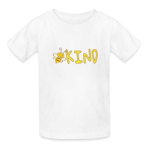Be Kind - Adorable bumble bee kind design - Kids' T-Shirt