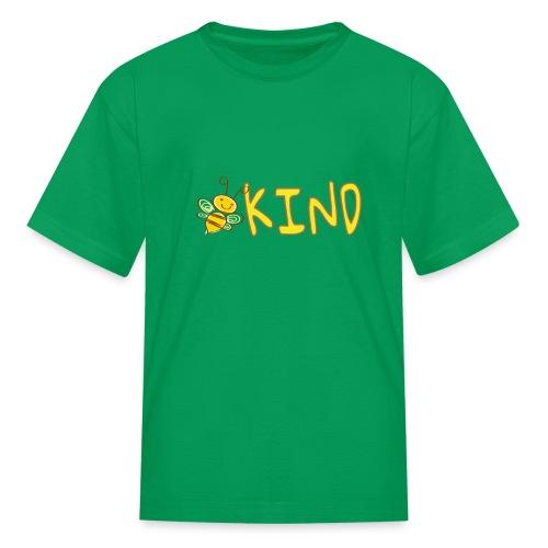 Be Kind - Adorable bumble bee kind design - Kids' T-Shirt