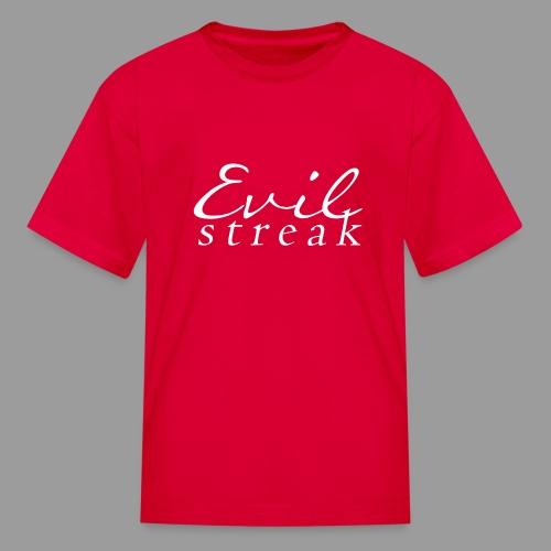 Evil Streak - Kids' T-Shirt