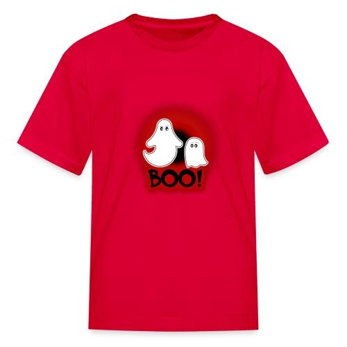Ghosties Boo Happy Halloween 2 - Kids' T-Shirt