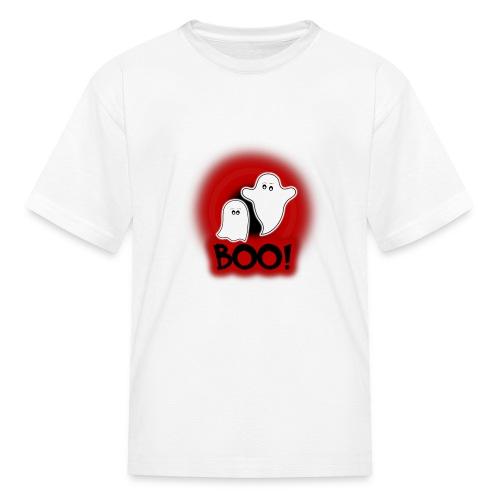 Ghosties Boo Happy Halloween 1 - Kids' T-Shirt