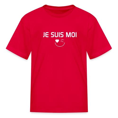 Je Suis Moi - Kids' T-Shirt