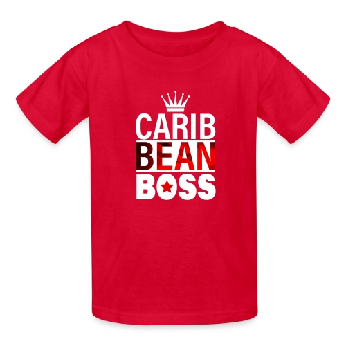Caribbean Boss - Kids' T-Shirt