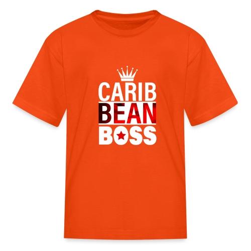 Caribbean Boss - Kids' T-Shirt